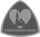 Christchurch Made logo