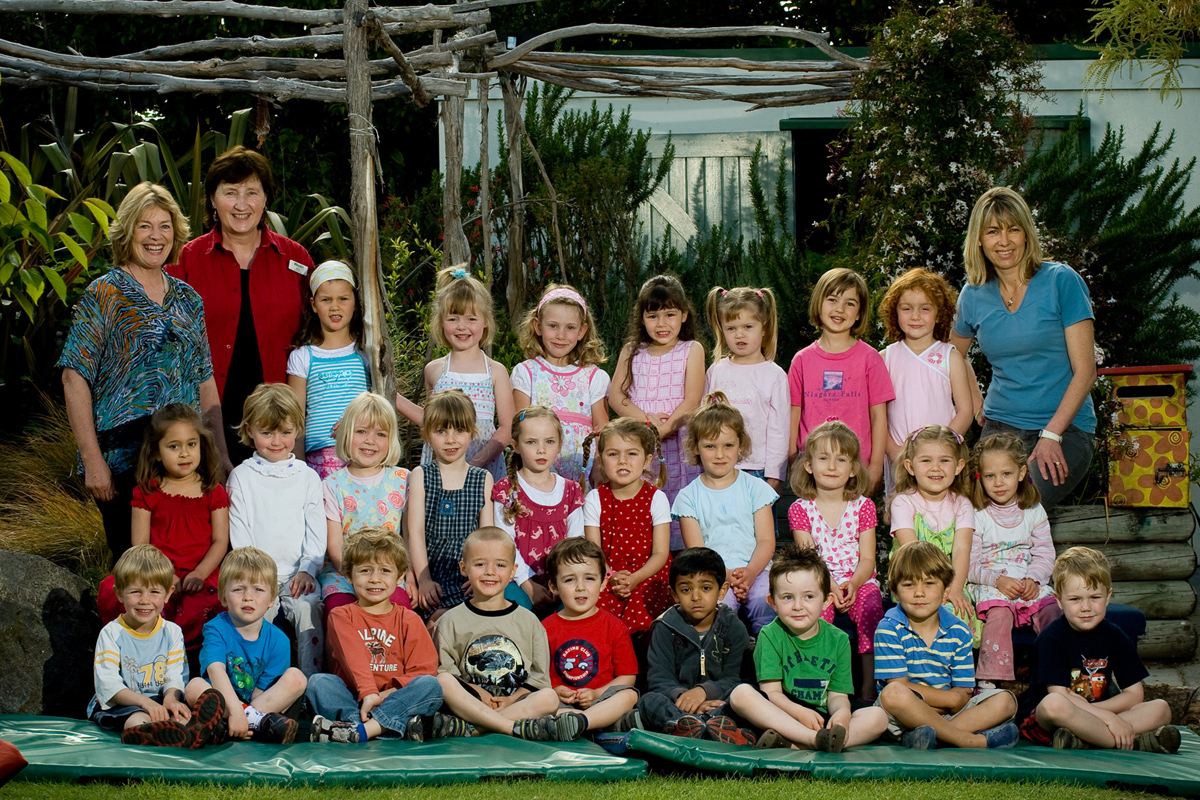 large group kindy kindergarten school commercial advertising photography photographer Canterbury Christchurch New Zealand